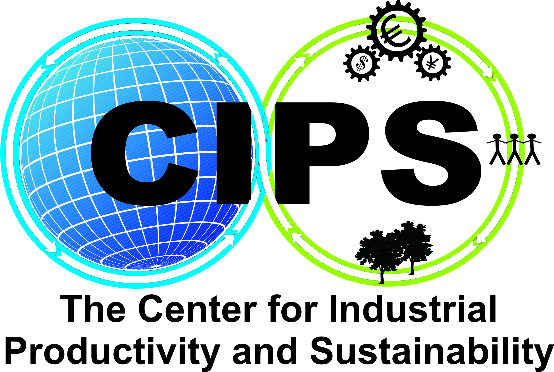 Logo The Center for Industrial Productivity and Sustainability (CIPS)