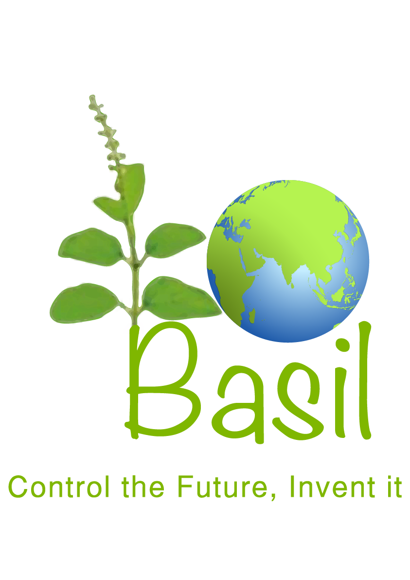 Logo Basil Energetics Private Limited