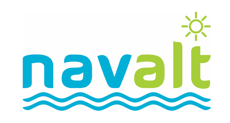 Logo NavAlt Solar & Electric Boats