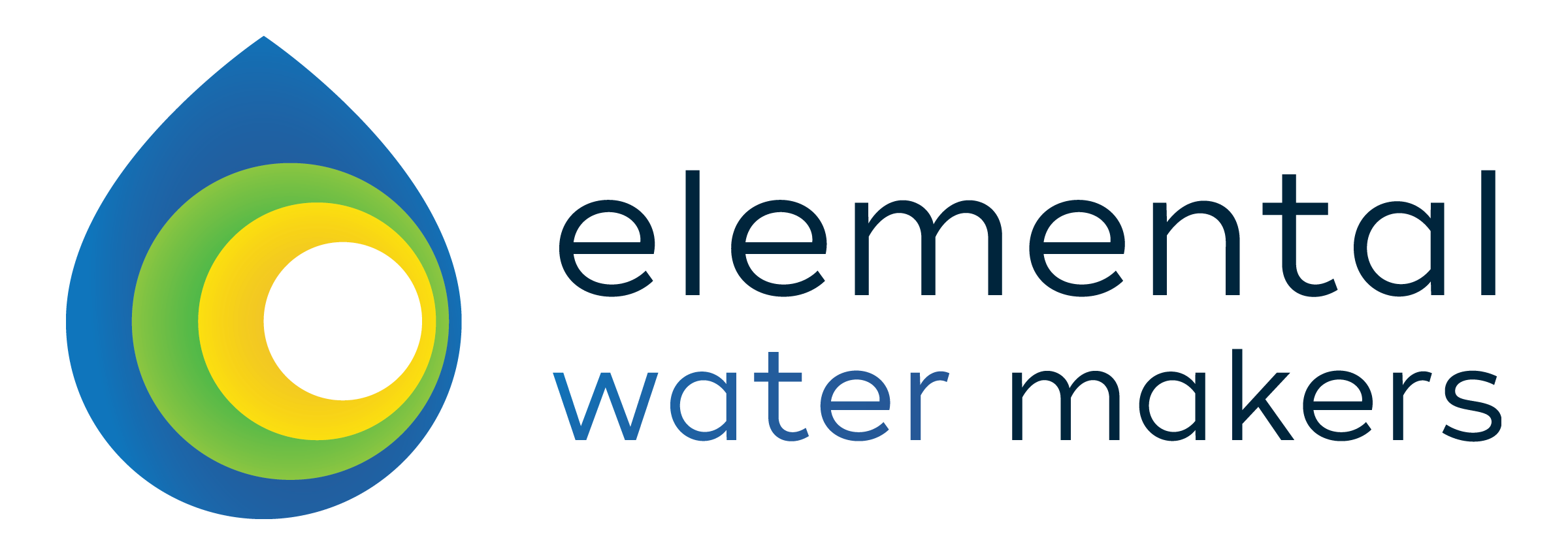 Logo Elemental Water Makers