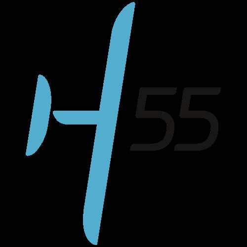 Logo H55 AG