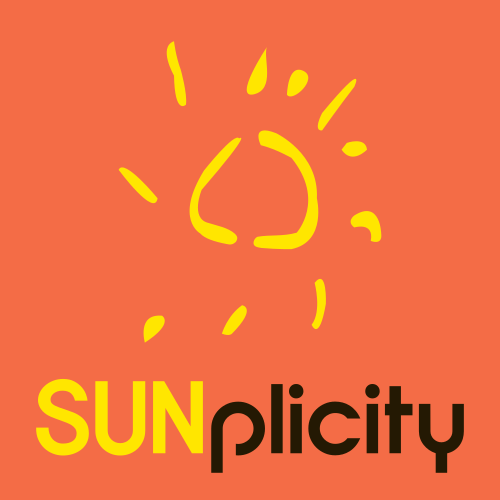 Logo SUNplicity — Better solar cooking