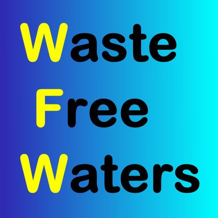 Logo Waste Free Waters foundation