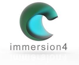 Logo Immersion4 SA