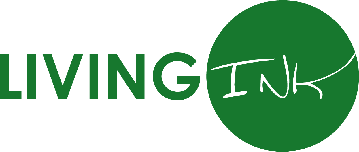 Logo Living Ink