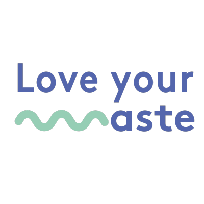Logo Love Your Waste