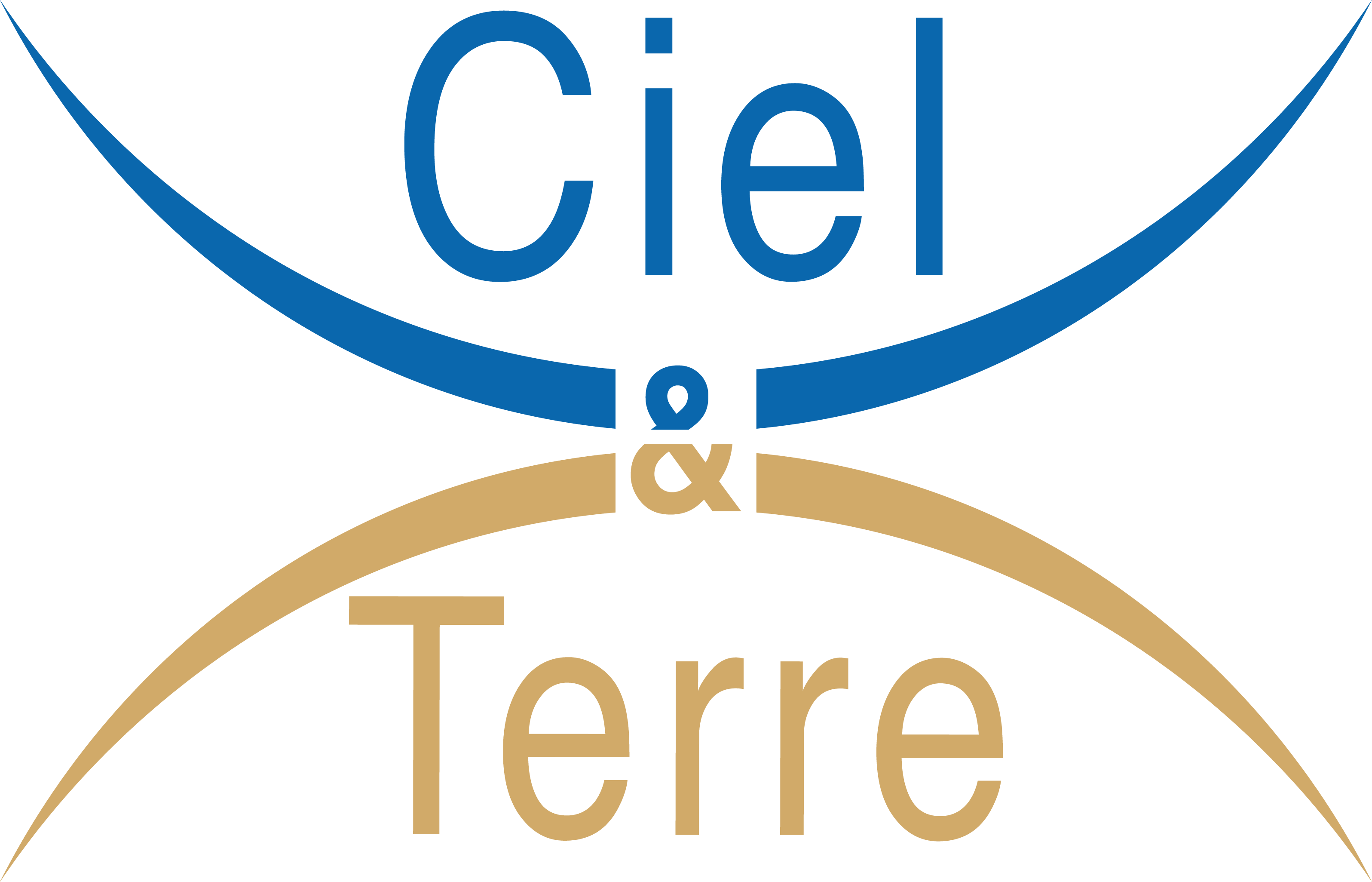 Logo Ciel & Terre International