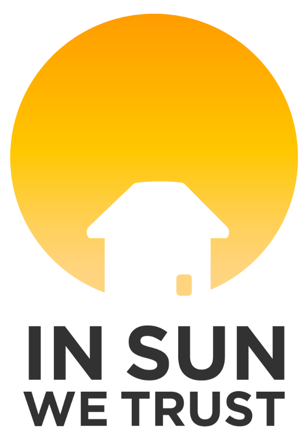 Logo In Sun We Trust