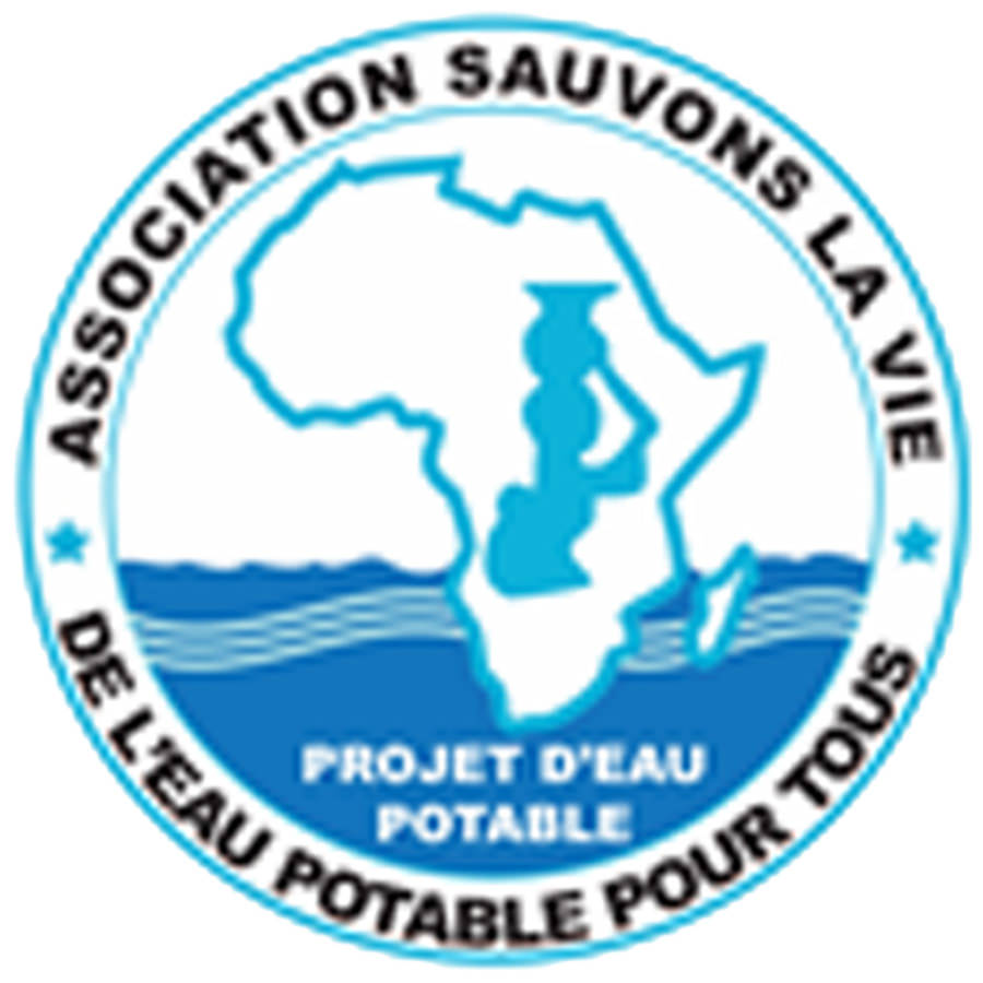 "Logo ""ONG ASSAUVET"" (Humanitarian Organization Save life,Drinking Water for All)"