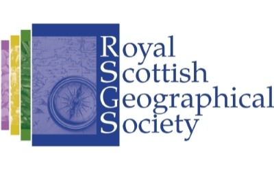 Logo Royal Scottish Geographical Society