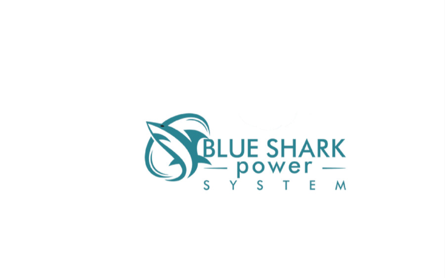 Logo Blue Shark Power