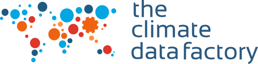 Logo The Climate Data Factory