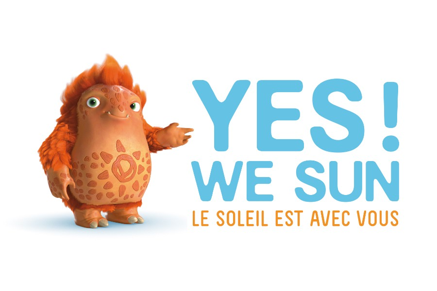 Logo YES WE SUN