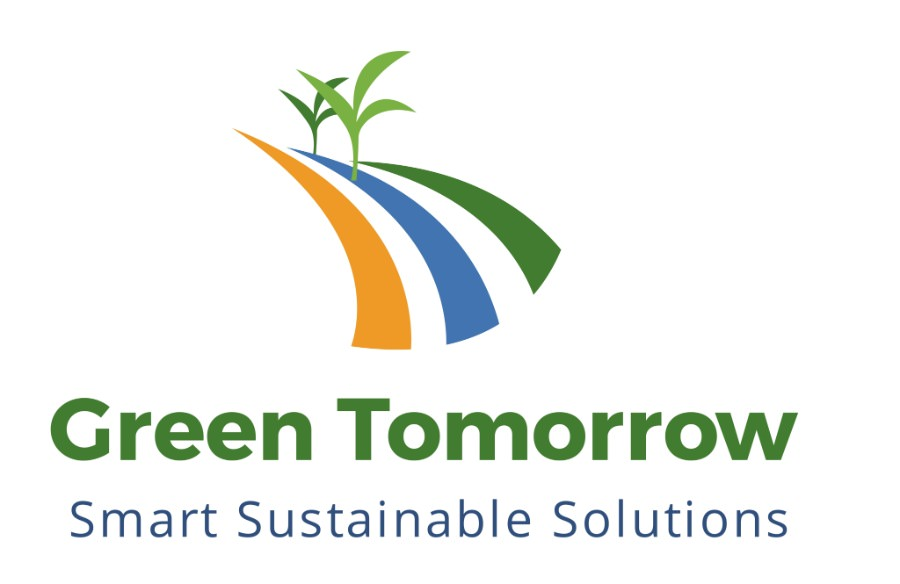 Logo Green Tomorrow- Smart Sustainable Solutions