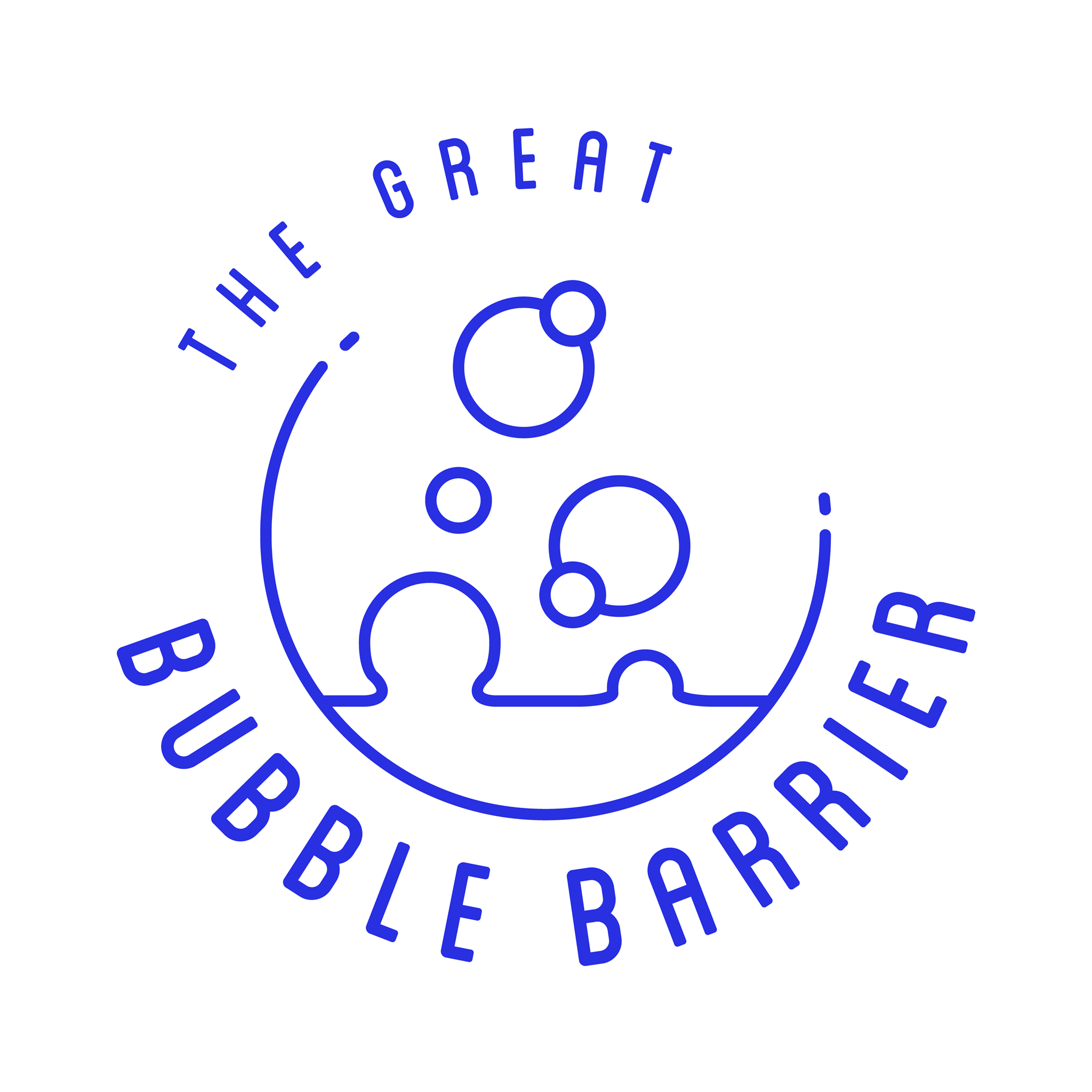 Logo The Great Bubble Barrier