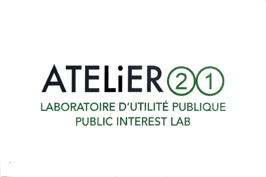 Logo Atelier21