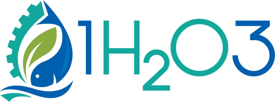Logo 1h2o3