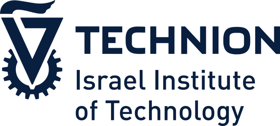 Logo The Technion -  Israel Institute of Technology