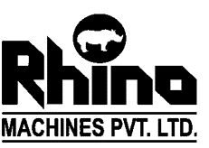 Logo Rhino Machines Pvt Ltd