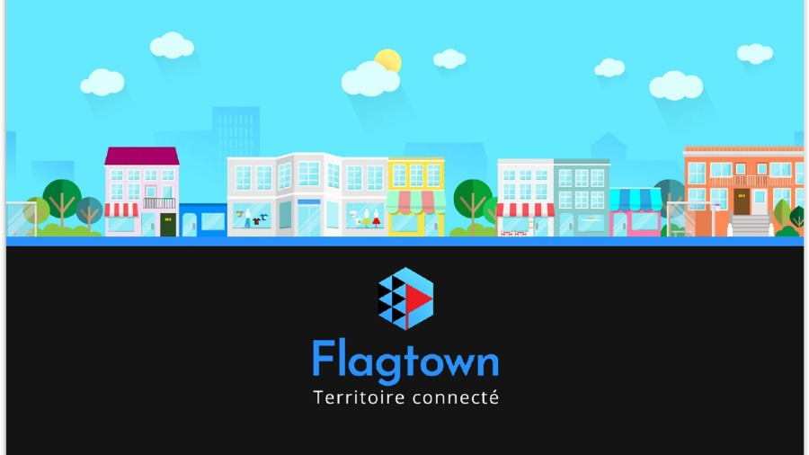Logo Flagtown