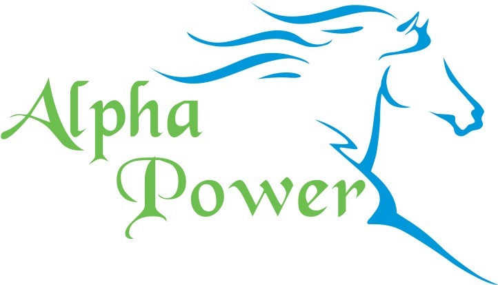 Logo Alpha Power