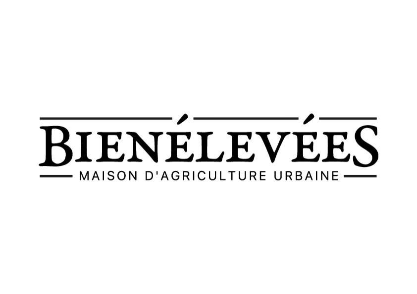 Logo BienÉlevées - Maison d'agriculture urbaine