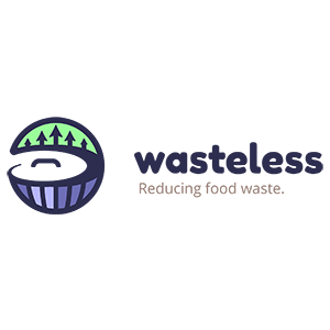 Logo Wasteless - retail's profitable solution to prevent food waste