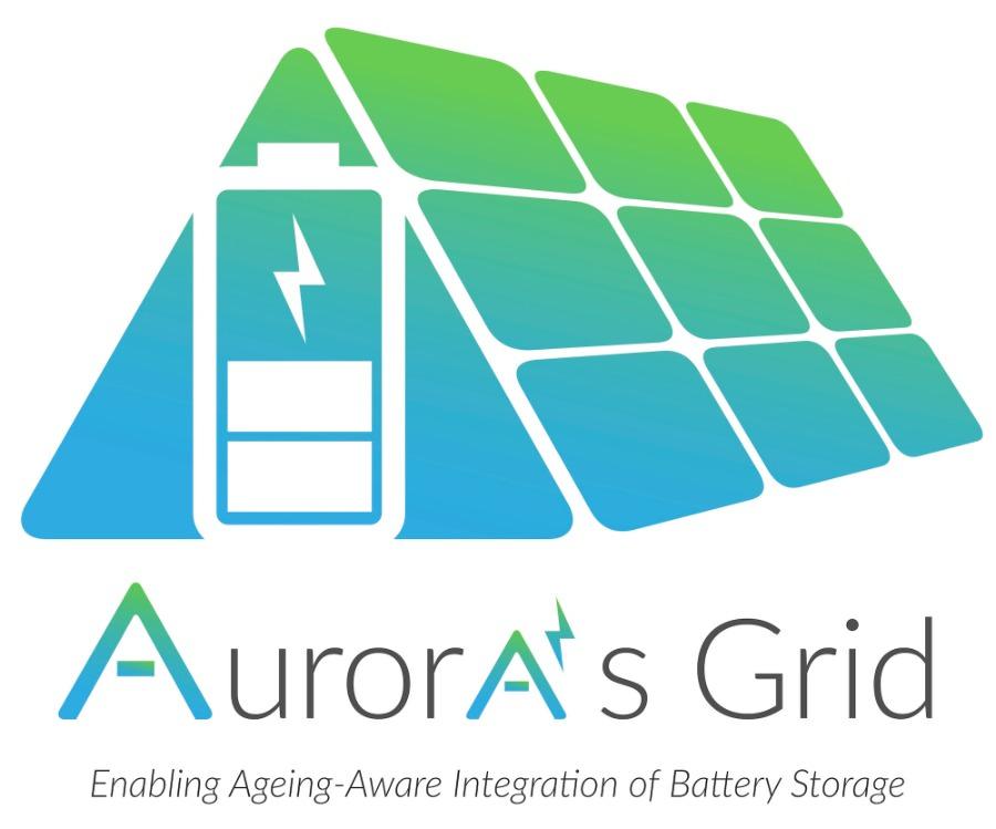 Logo Aurora's Grid