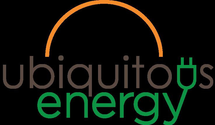 Logo Ubiquitous Energy
