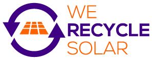 Logo We Recycle Solar