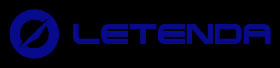 Logo letenda.com