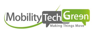 Logo Mobility Tech Green