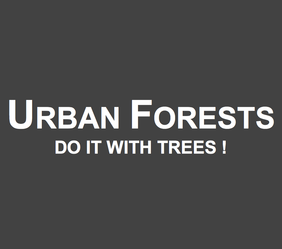 Logo URBAN FORESTS