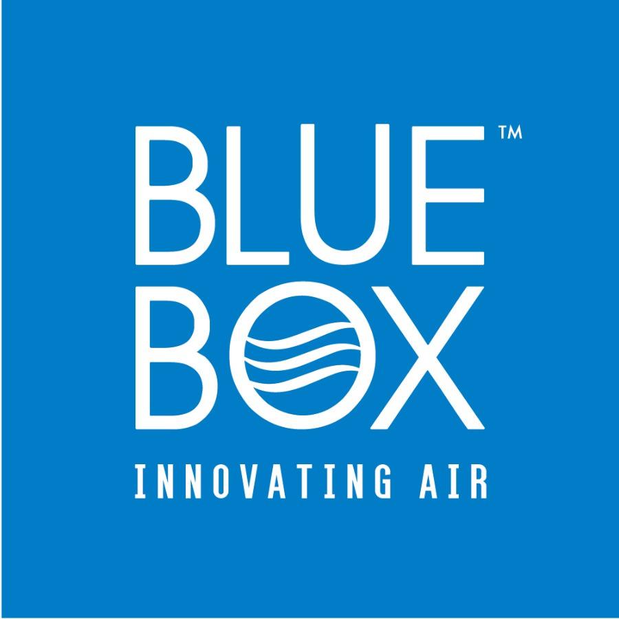 Logo Blue Box