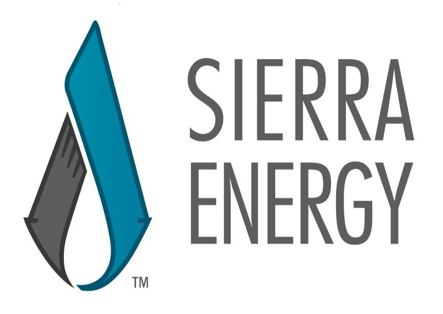 Logo Sierra Energy