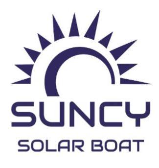 Logo Suncy boat SAS