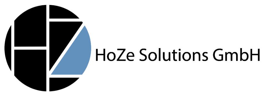 Logo HoZe Solutions GmbH