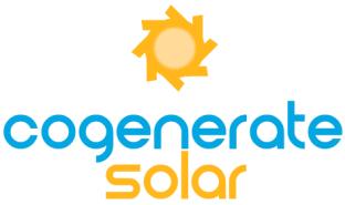 Logo Cogenerate Solar Inc.
