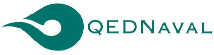 Logo QED Naval Limited