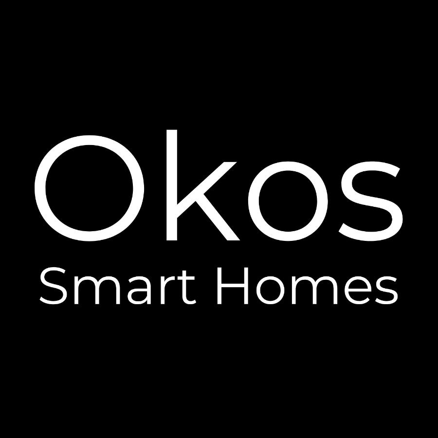 Logo Okos Smart Homes