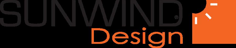 Logo Sunwind design