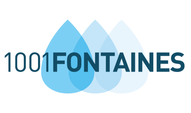 Logo 1001fontaines