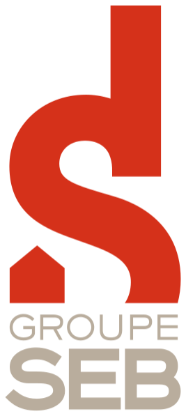 Logo SEB groupe seb