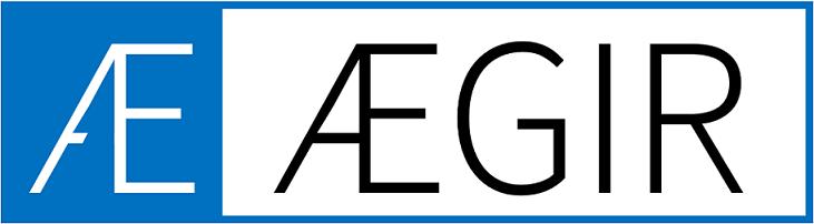 Logo ÆGIR Ingenierie