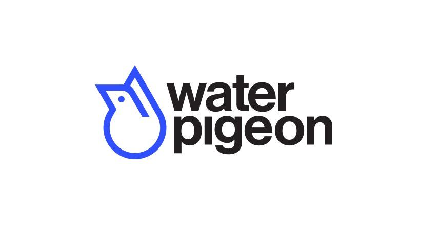 Logo Water Pigeon
