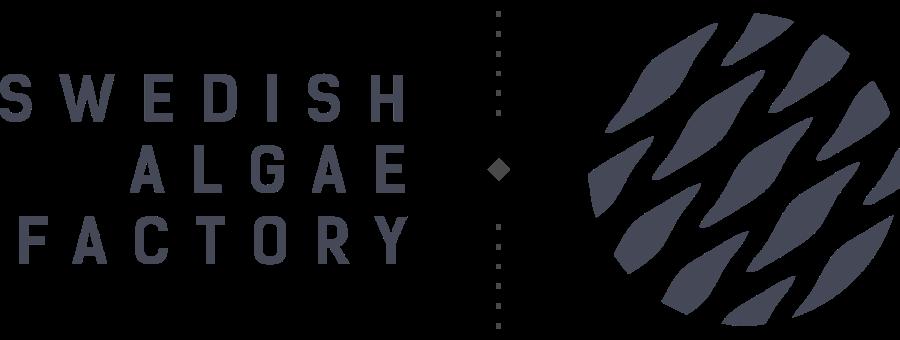 Logo Swedish Algae Factory