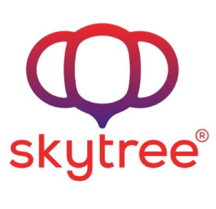 Logo Skytree | A fresh breath of air