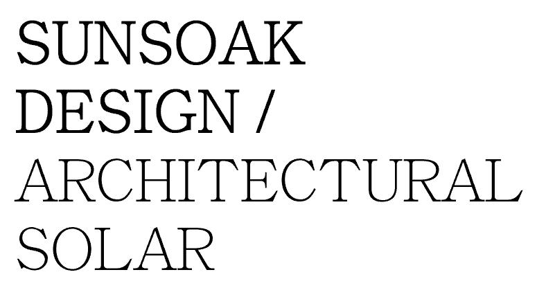 Logo Sun Soak Design