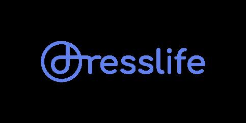 Logo dresslife, Inc.