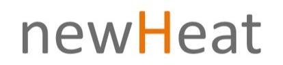 Logo newheat.fr